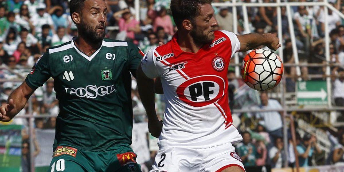 Deportes Temuco extendió el suspenso del ascenso al igualar con U. San Felipe