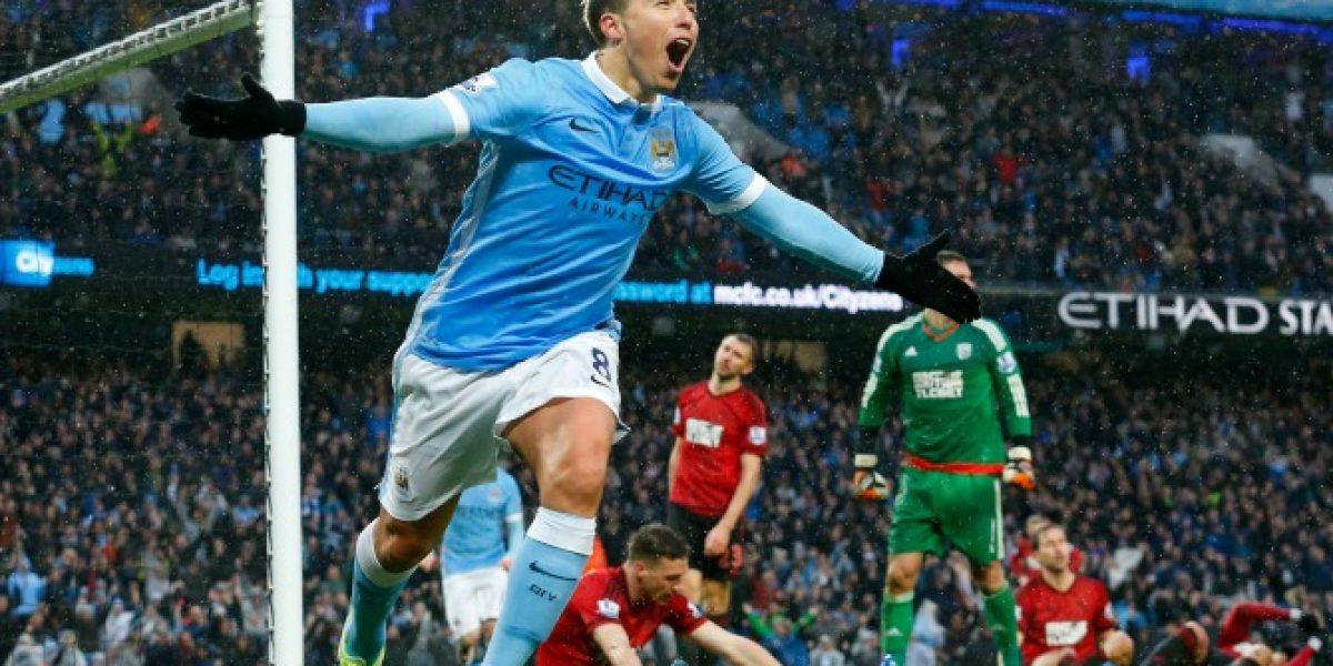 Respira tranquilo: Pellegrini confirmó a Agüero para duelo ante PSG por Champions