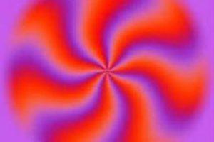 Los efectos visuales siempre han sido muy conocidos en Internet. Foto:Tumblr. Imagen Por: