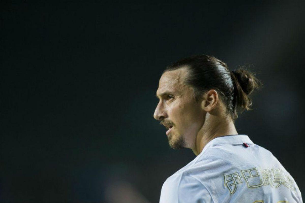 Zlatan Ibrahimović Foto:Getty Images. Imagen Por: