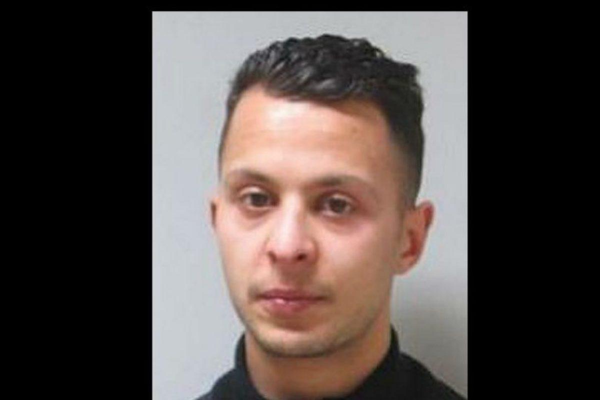 Después de cuatro meses escondido Salah Abdeslam, fue capturado por la policía el 18 de marzo. Foto:AP. Imagen Por: