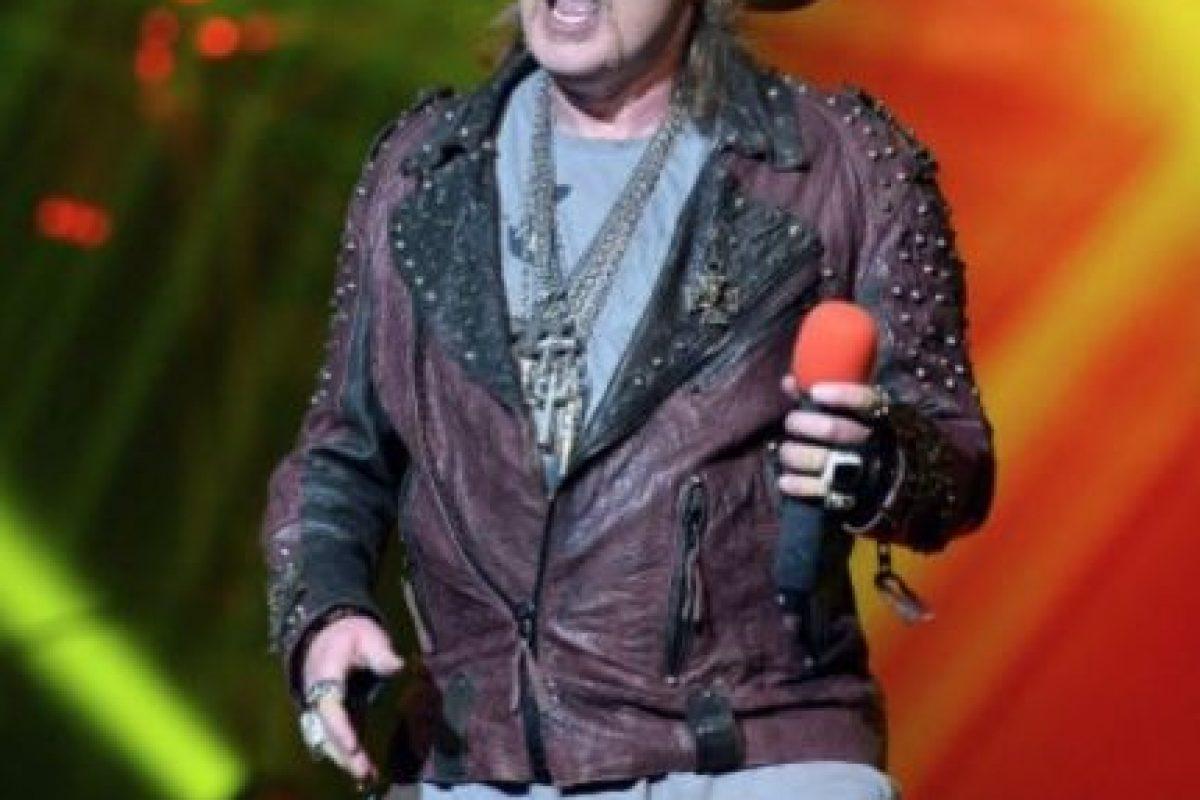 6.- Los gemidos de la canción Rocket Queen, fueron grabados de la ex-novia de Steven Adler. Foto:Getty Images. Imagen Por: