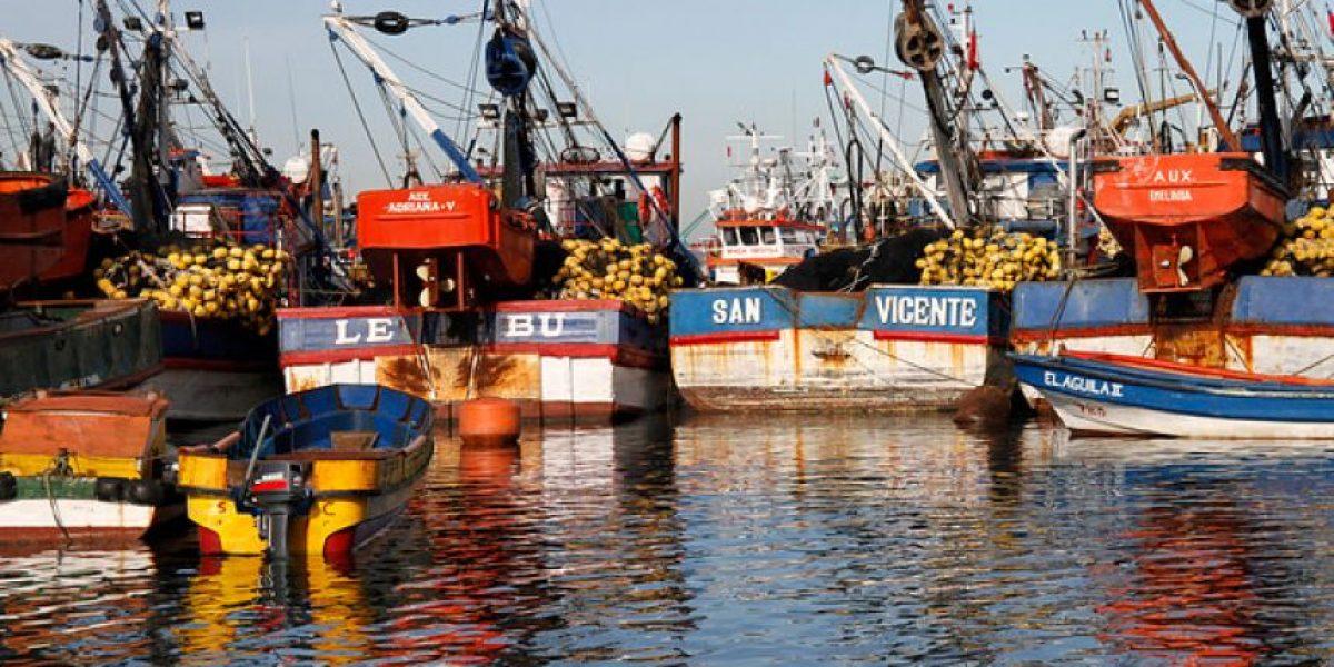 Nave peruana que pescaba tiburones en mar chileno tendría que pagar millonaria multa
