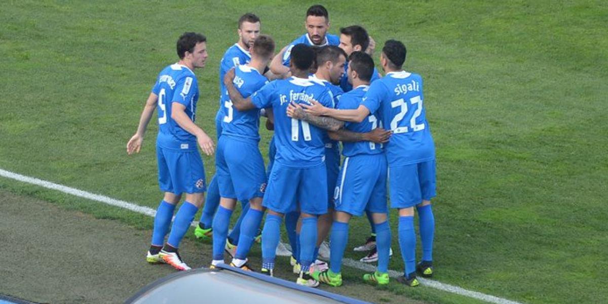 Henríquez y Fernandes fueron titulares en nuevo triunfo del Dinamo Zagreb en Croacia