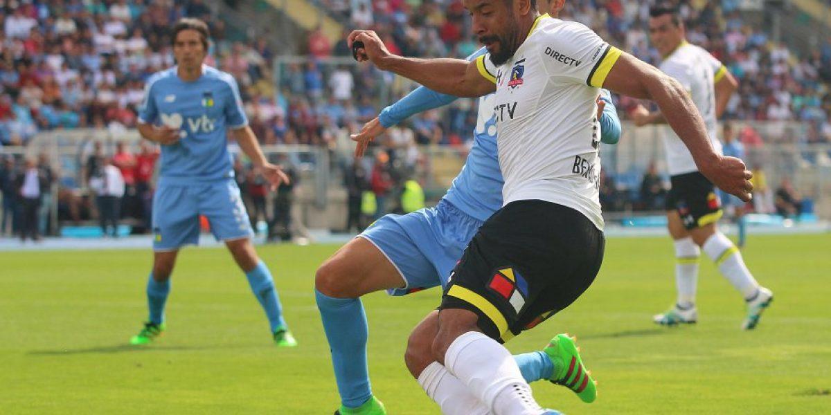 Beausejour quiere la Libertadores: