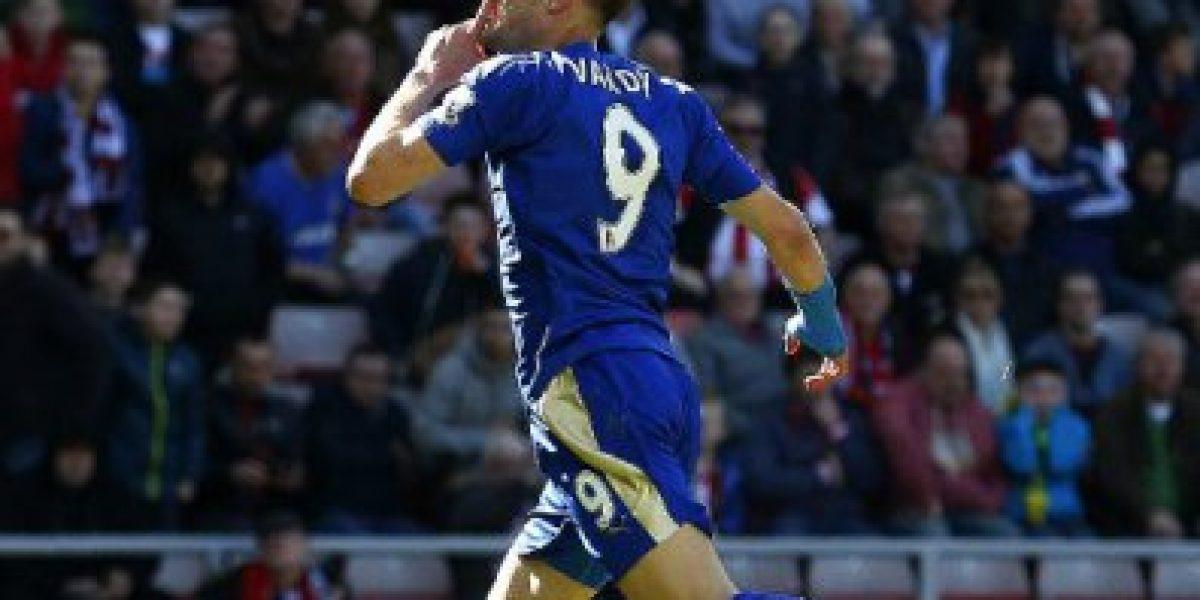 Acaricia el título: Leicester venció a Sunderland y queda de cerca conseguir la Premier