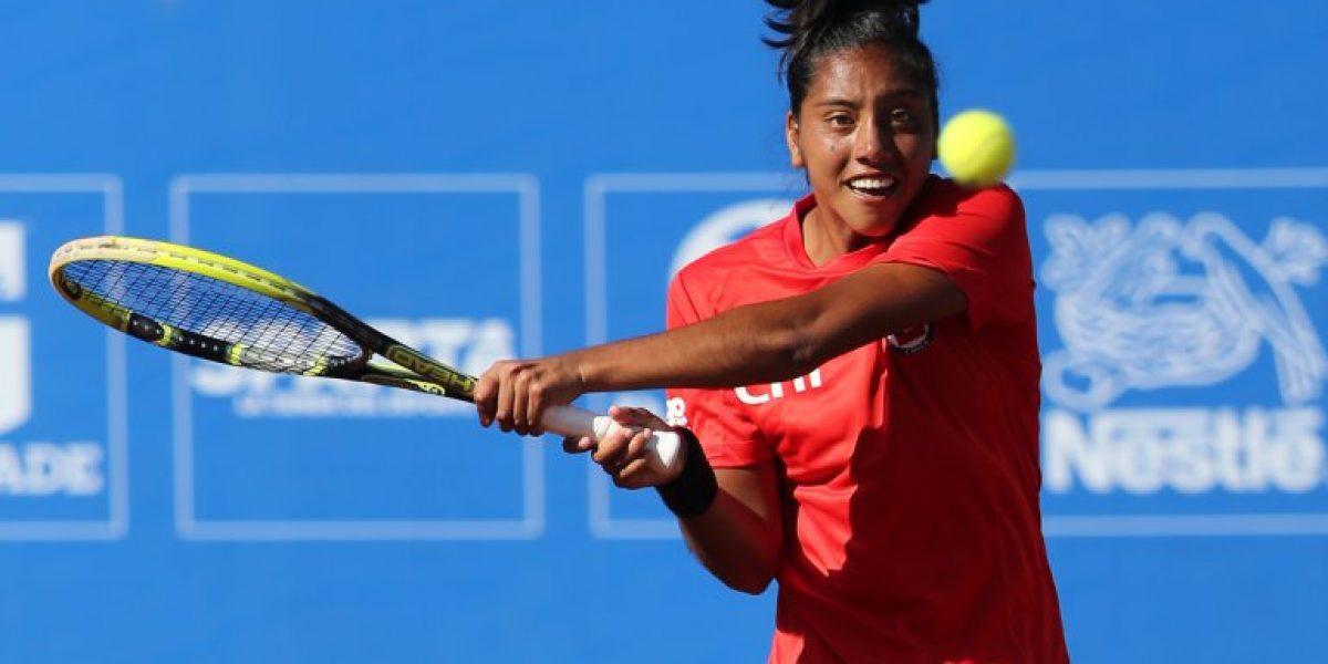 Histórico: Daniela Seguel disputará su primer torneo WTA en Bogotá