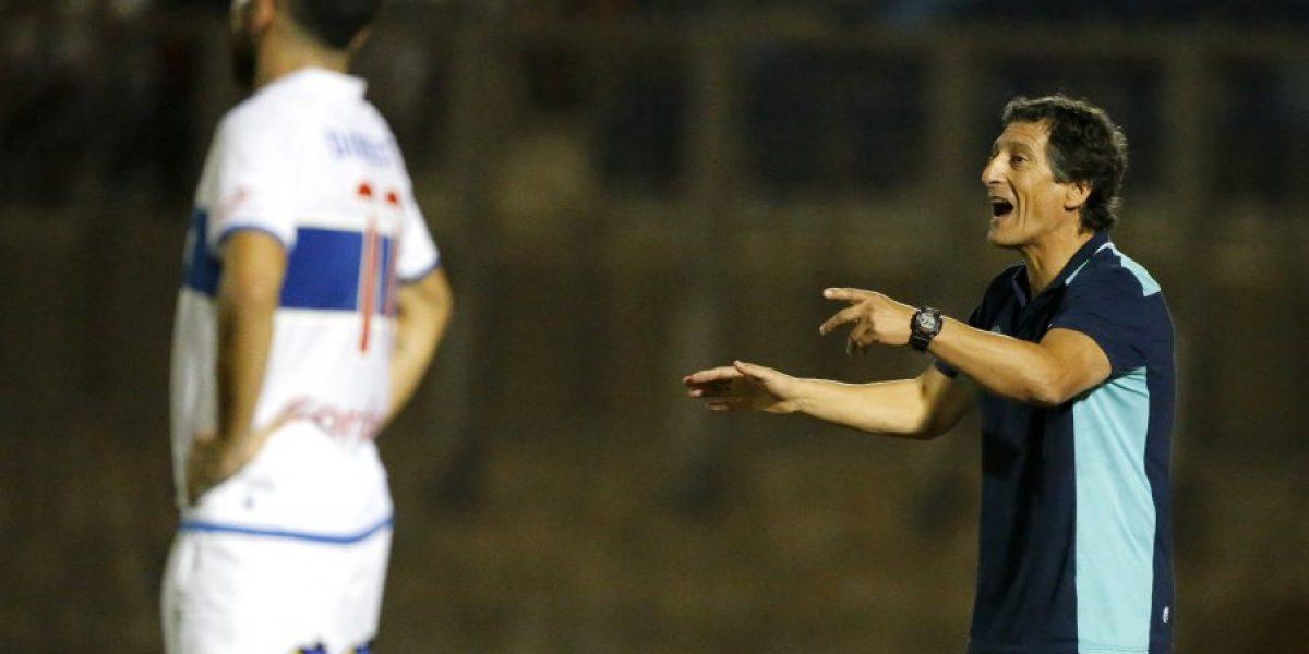 Mario Salas criticó a sus jugadores: