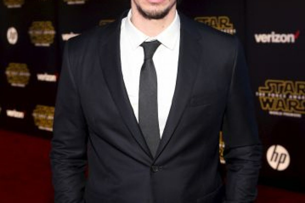 "Adam Driver por ""Star Wars: The Force Awakens"" Foto: Getty Images. Imagen Por:"