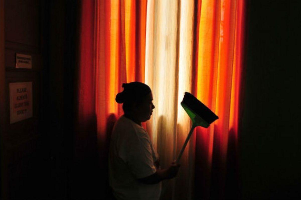 """""""Mi marido encontró ropa interior usada y minibotellines de alcohol en la mesilla, nadie nos creía"""" Foto:Getty Images. Imagen Por:"""