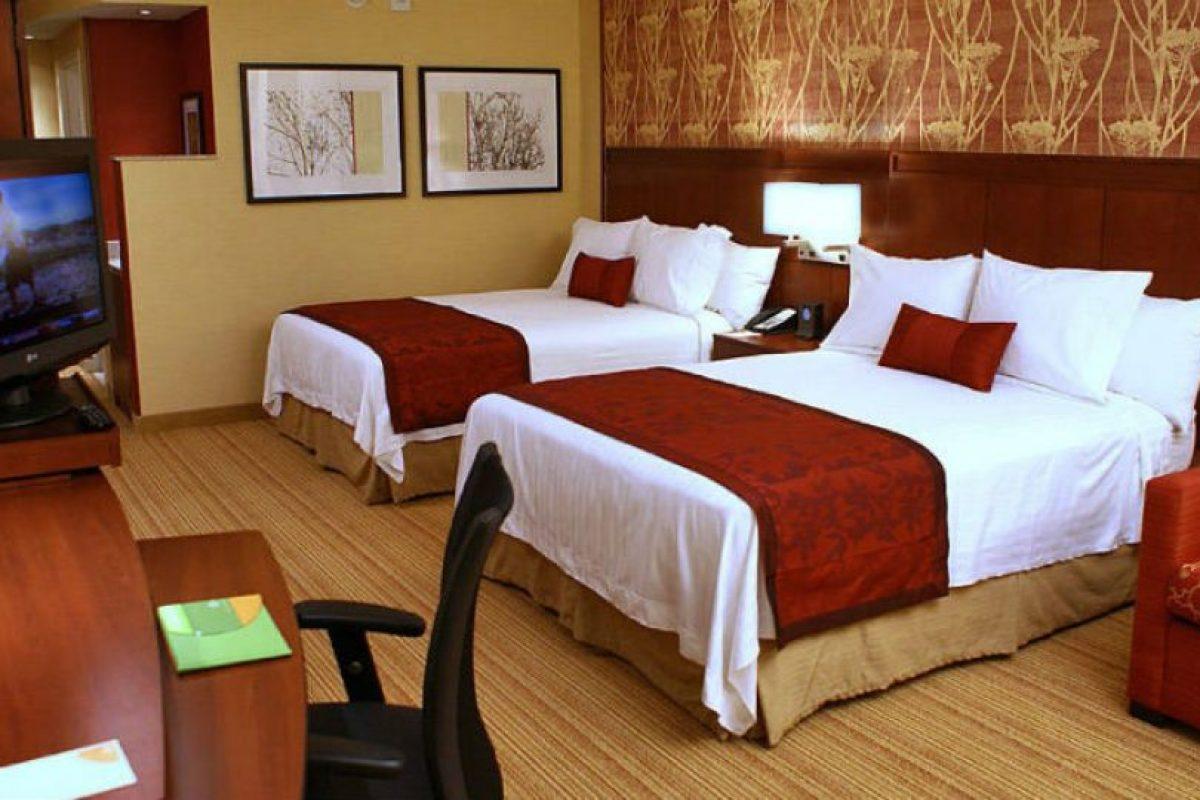 Lo que han encontrado otros usuarios de Reddit en los hoteles Foto:Marriott.co.uk. Imagen Por: