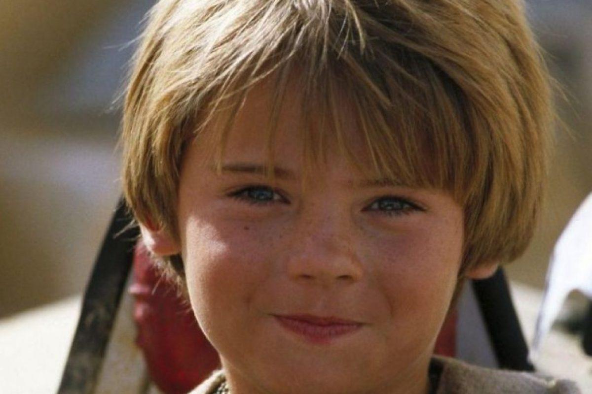 "Anakin Skywalker en ""Star Wars"" Foto:20th Century Fox. Imagen Por:"