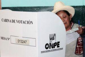Perú se va a segunda vuelta Foto:AFP. Imagen Por:
