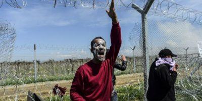 Grecia acusa a Macedonia de comportamiento