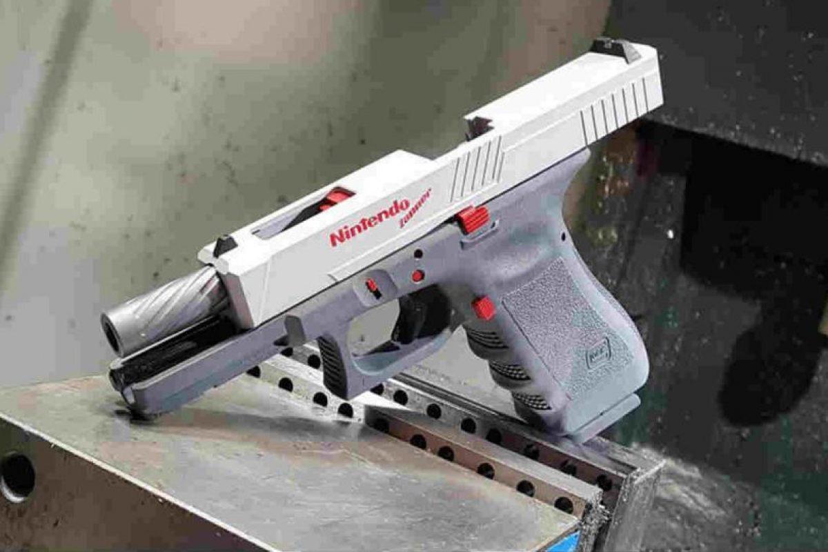 Es una Glock. Foto:Facebook/Precision Syndicate, LLC. Imagen Por: