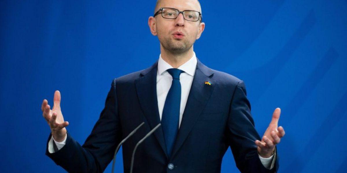 Ucrania busca nuevo gobierno tras la dimisión del primer ministro