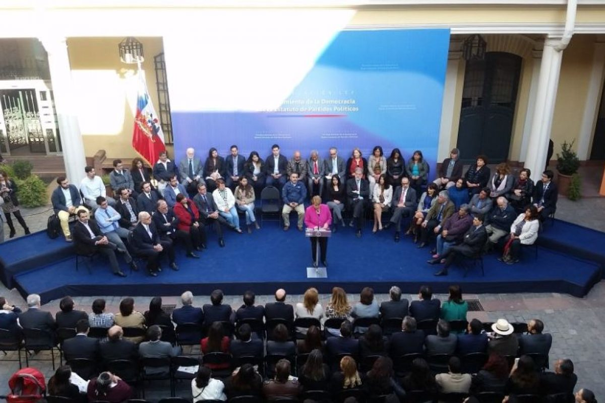 Foto:Gobierno de Chile. Imagen Por: