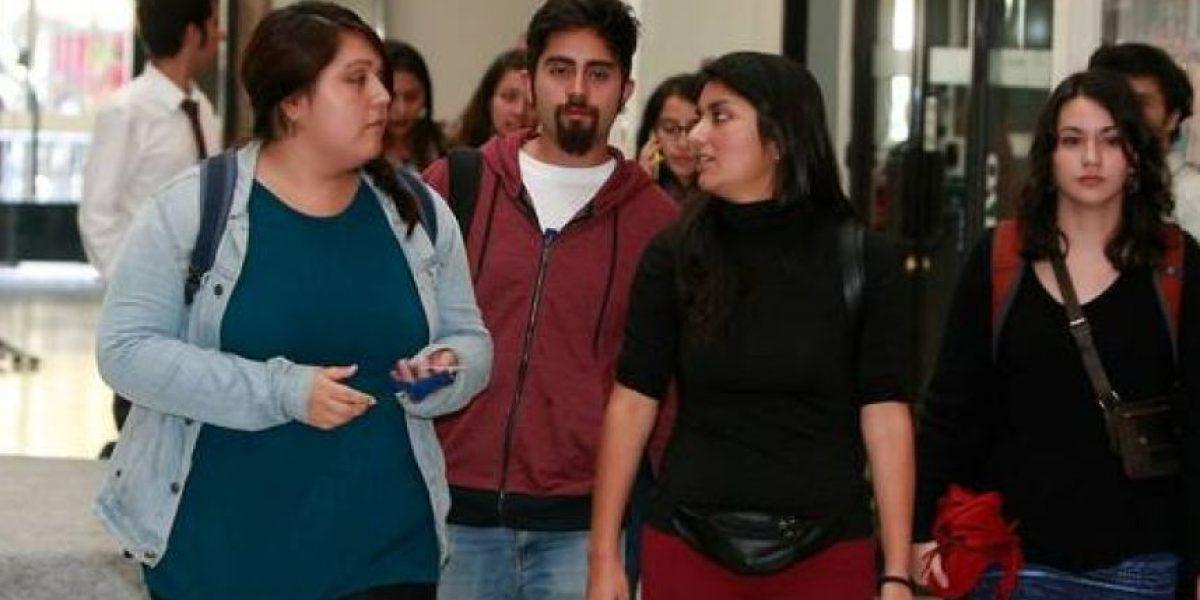 Confech se reúne con el Cruch para pedir apoyo en movilización del 21 de abril