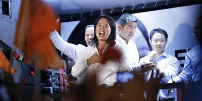 Perú: Keiko Fujimori gana elección y Kuczynski será su rival en segunda vuelta