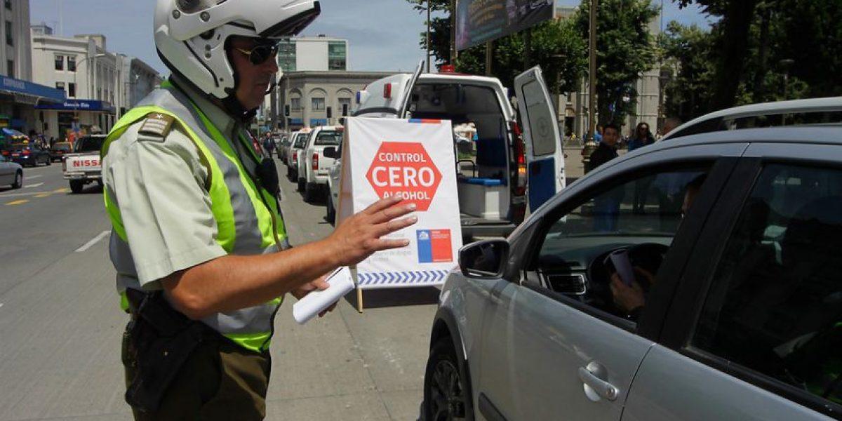 Preocupa escasa fiscalización de consumo de alcohol en conductores profesionales