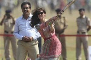 Pues ambos disfrutaron jugando cricket Foto:AP. Imagen Por: