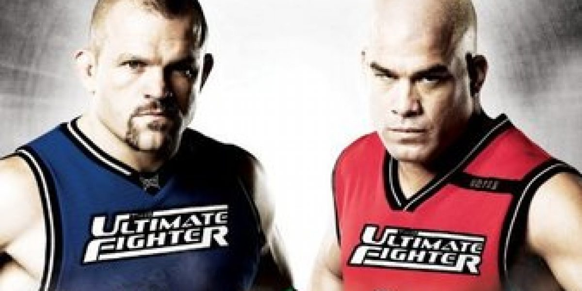 Chuck Liddell y Forrest Griffin serán los coaches de la nueva versión de Ultimate Fighter Latinoamérica