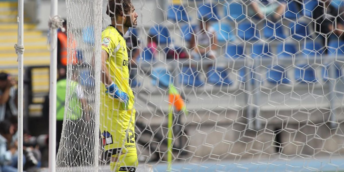 Paulo Garcés asoma para ser titular en Colo Colo ante Independiente del Valle