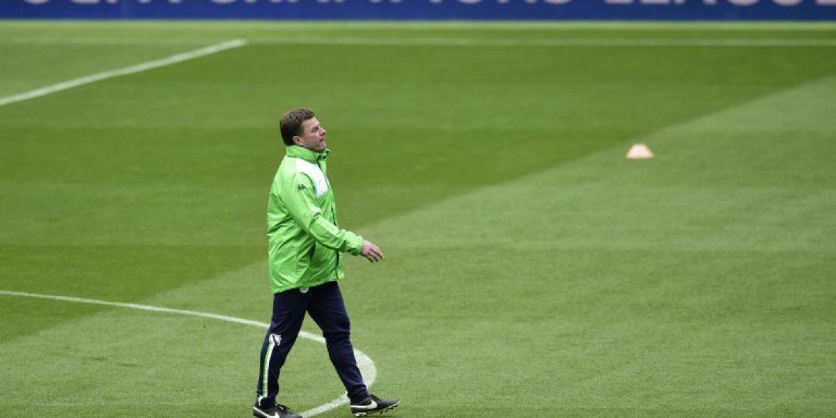 DT del Wolfsburgo no teme a Real Madrid: