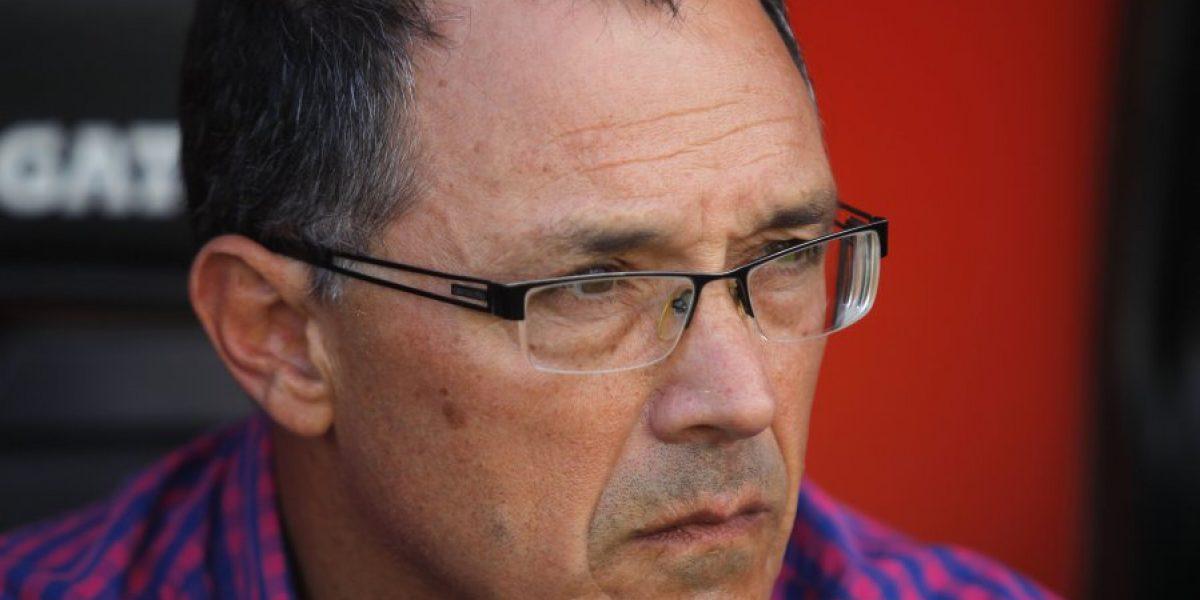 Arias sueña con el liderato de Wanderers: