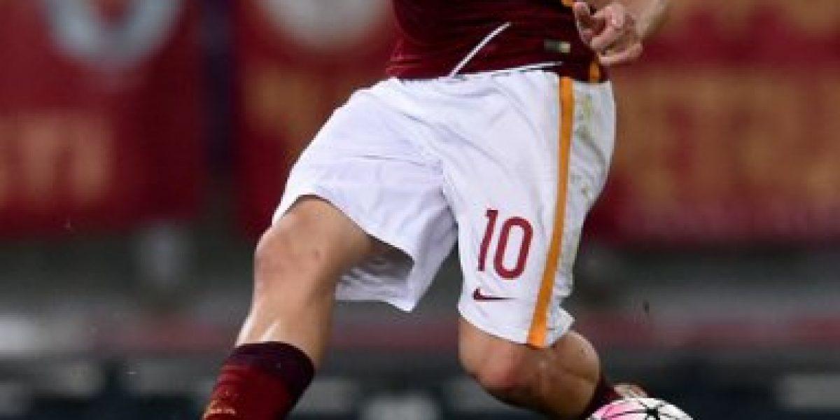 Erick Pulgar dijo presente en empate de Bologna frente a la Roma