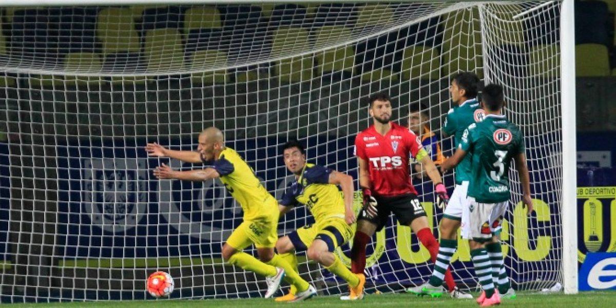 Minuto a minuto: Wanderers cayó con la U de Conce y se alejó de la punta del Clausura