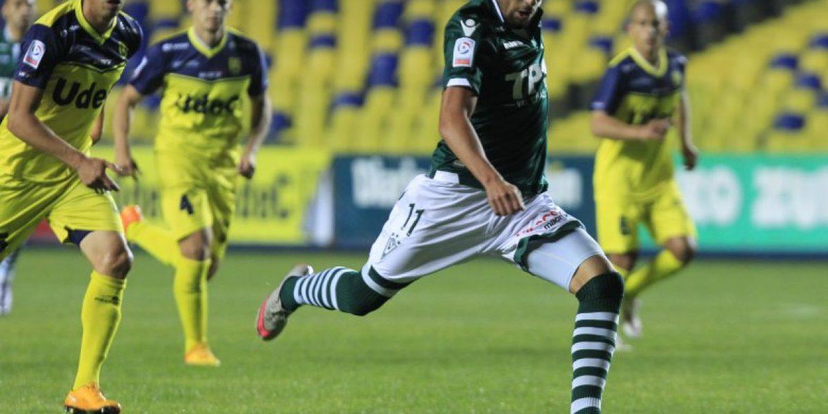 Nadie quiere la punta: Wanderers cayó con la U de Conce que se ilusiona con la Sudamericana