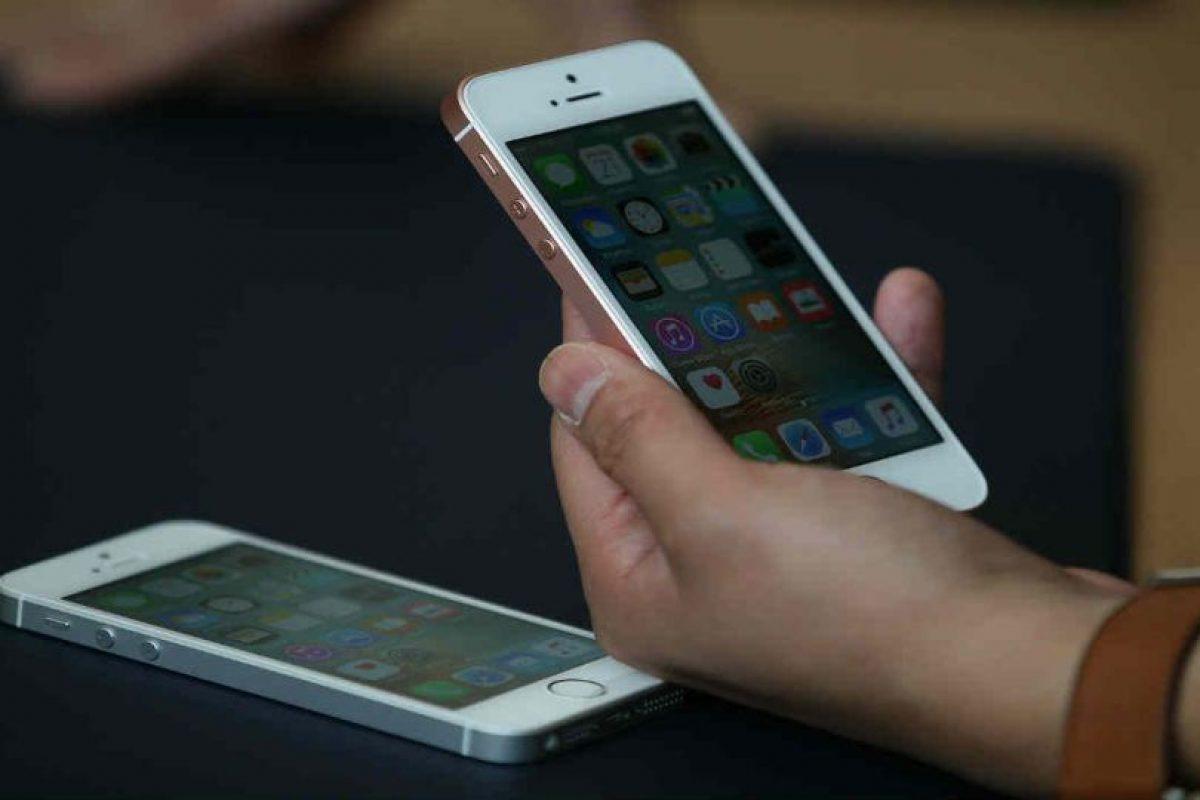 "Al final, el FBI logró ""hackear"" dicho iPhone. Foto:Getty Images. Imagen Por:"
