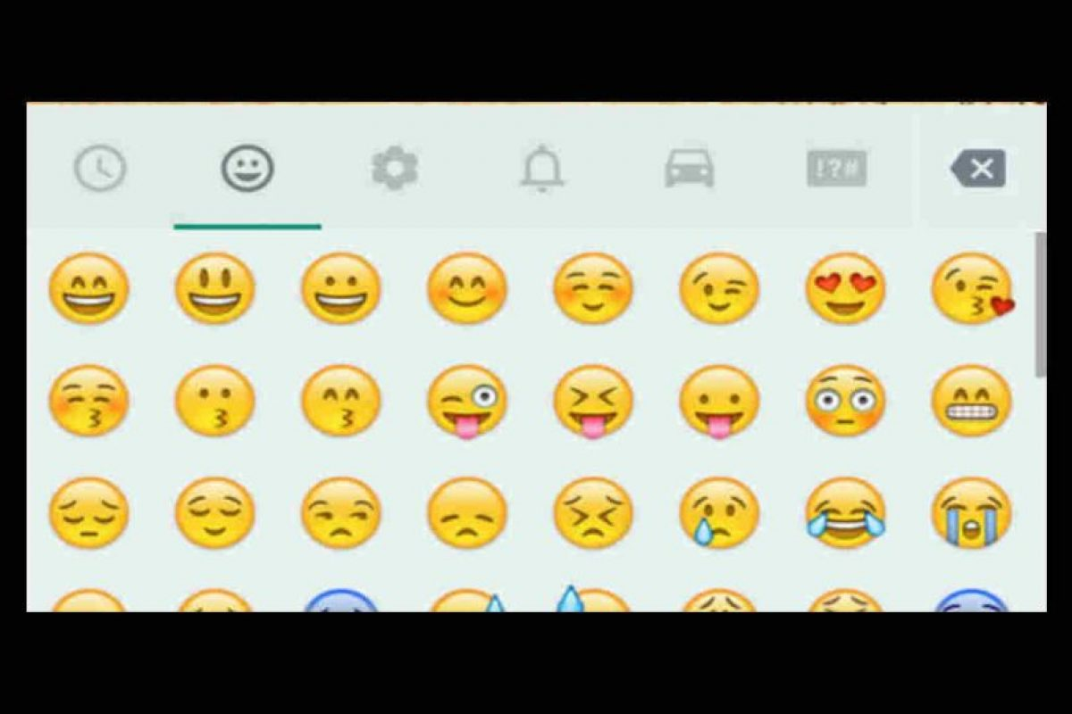 Los emojis fueron creados por el japonés Shigetaka Kurita. Foto:Tumblr. Imagen Por: