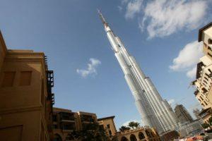El Burj Khalifa Foto:Getty Images. Imagen Por: