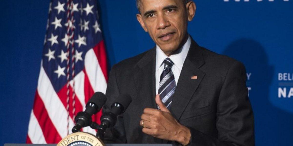 Obama dice que su