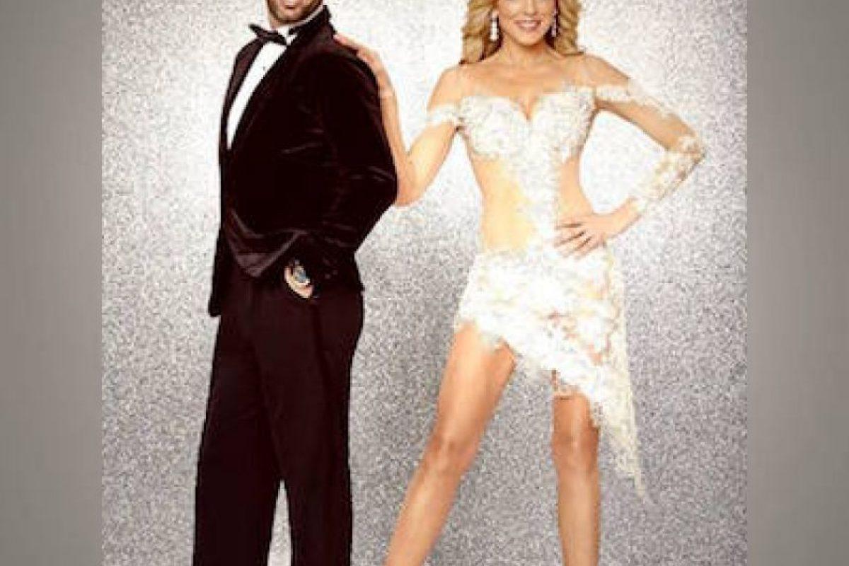 """Actualmente participó en el reality show """"Dancing with the Stars"""" Foto:Instagram.com. Imagen Por:"""