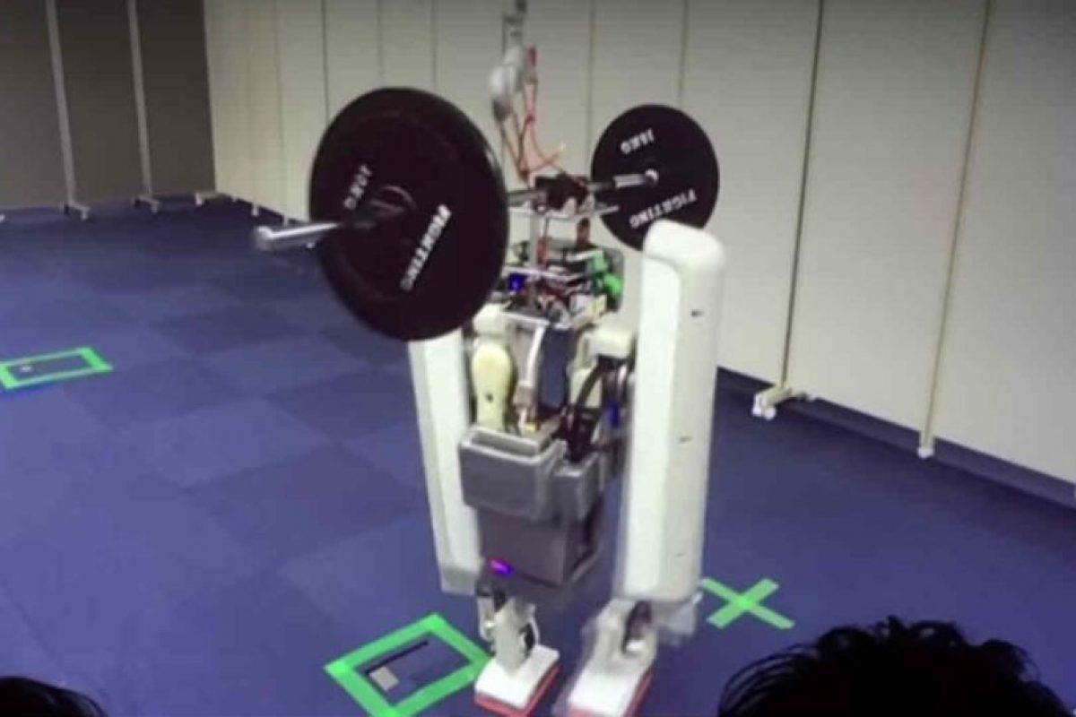 Boston Dynamics fue la octava empresa de robótica que compró Google. Foto:YouTube/mehdi_san. Imagen Por: