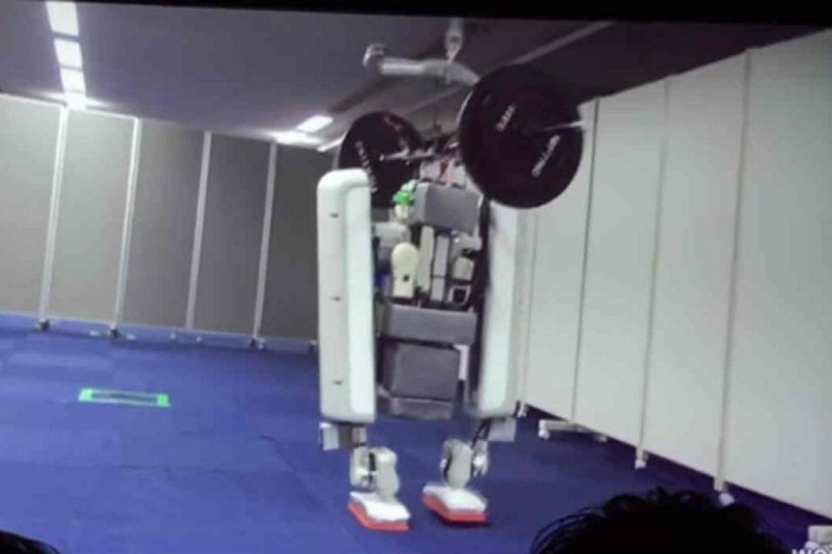 Este nuevo robot de Google es capaz de levantar hasta 60 kilos. Foto:YouTube/mehdi_san. Imagen Por: