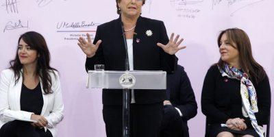 Presidenta Bachelet presentó campaña contra la desigualdad de género #HeForShe