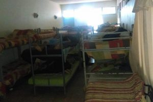 Condiciones de Centros Sename Foto:Fotos de Armetrase. Imagen Por: