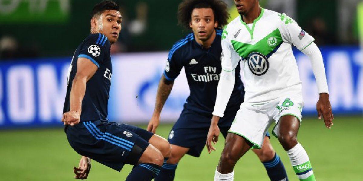 En vivo: Real Madrid vs. Wolfsburgo, los blancos van por la remontada