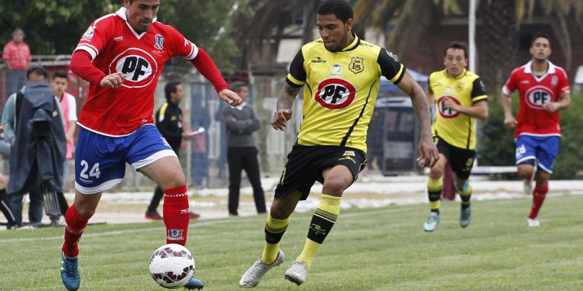 Jason Silva y Francisco Pizarro en la lista: La Calera separa a jugadores por bajo rendimiento