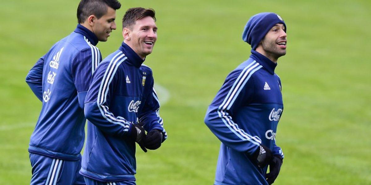 Martino confía en que Messi estará en la Copa Centenario pese a problema con el fisco