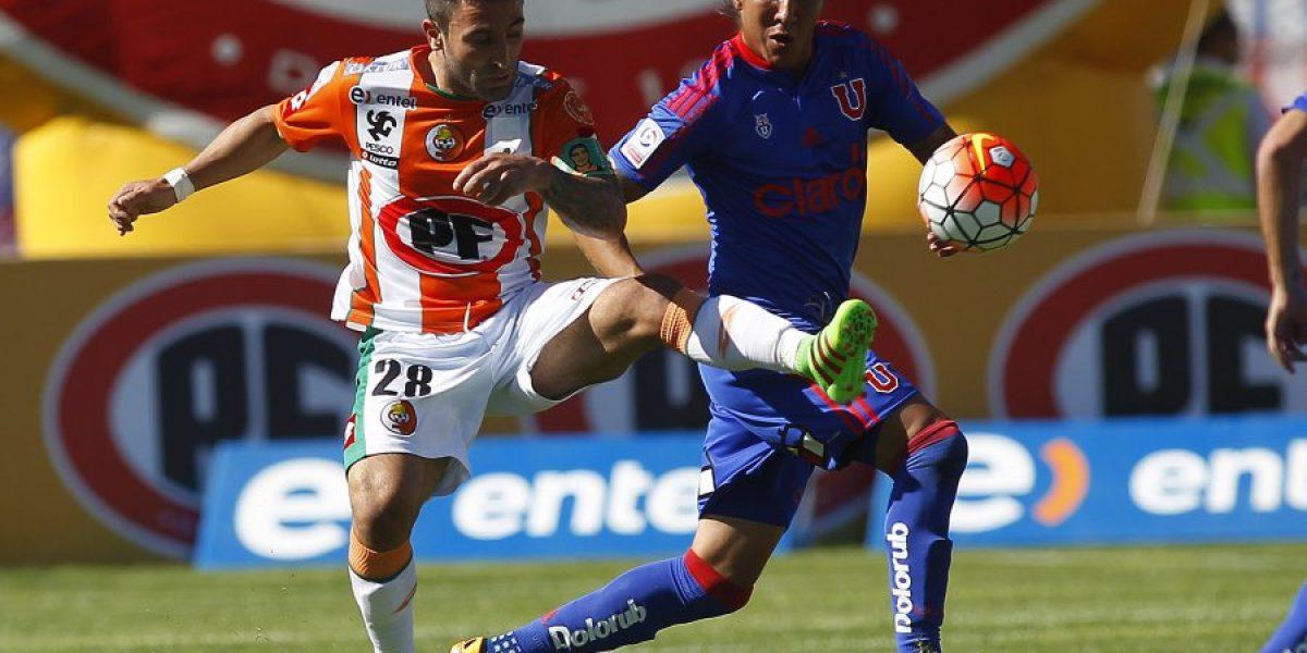 Suárez no se guardó nada contra la U: