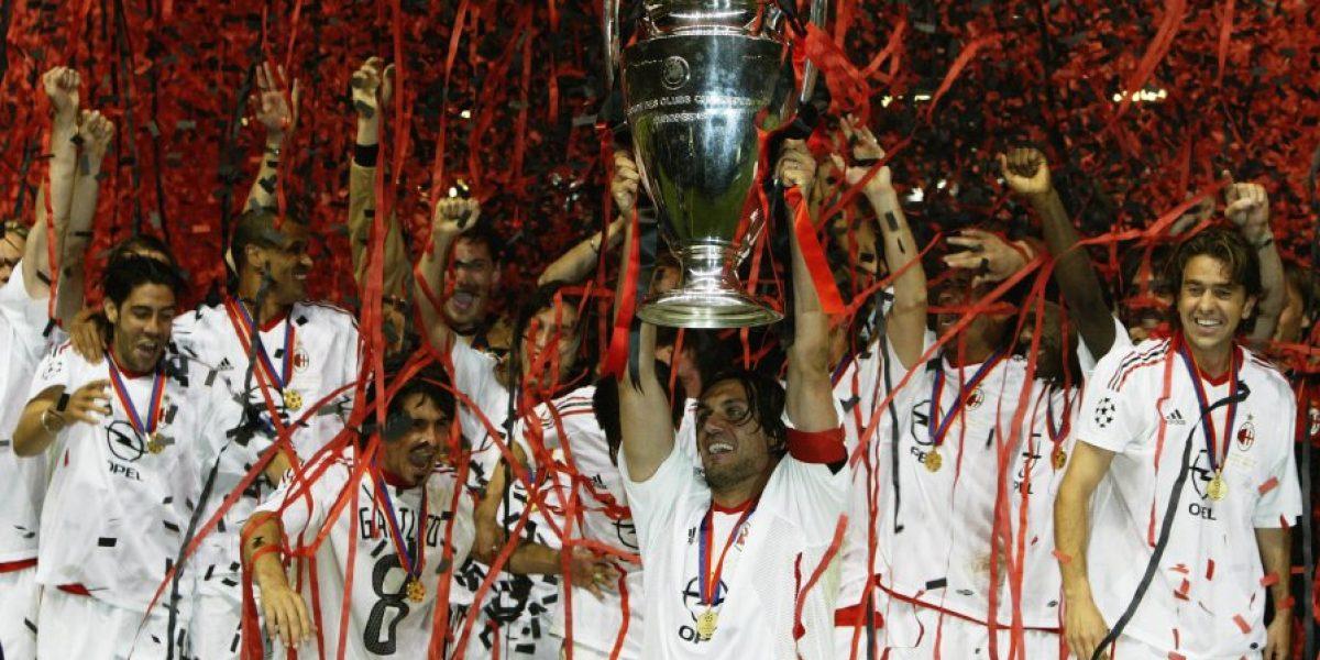 AC Milan, un gigante que no puede reencontrar la elite del fútbol