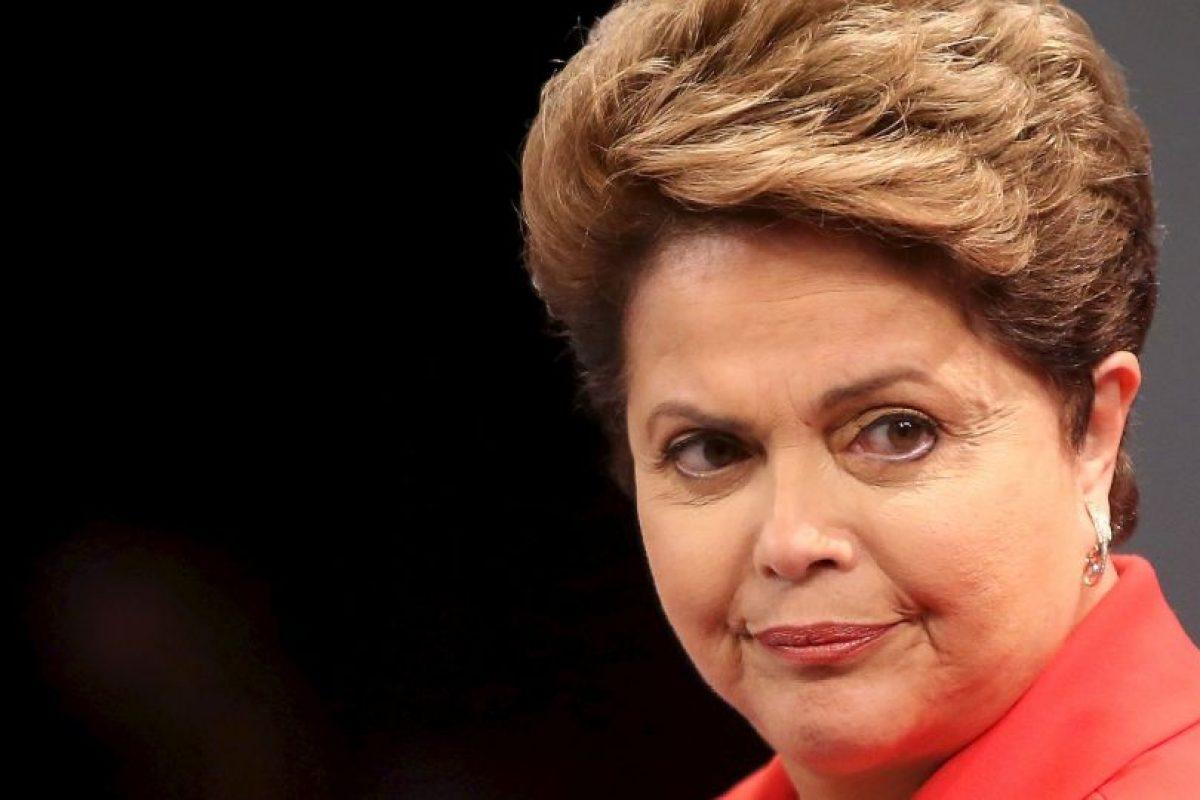Dilma Rousseff podría enfrentarse a un juicio político Foto:Getty Images. Imagen Por: