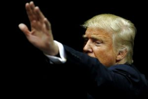 Entre las principales propuestas políticas que han causado hartazgo de Trump se encuentran Foto:Getty Images. Imagen Por:
