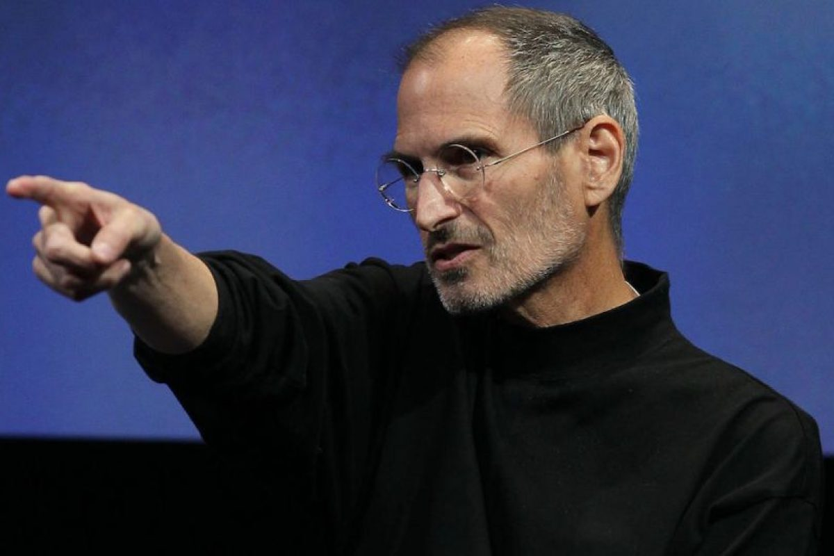 Steve Jobs Foto: Getty Images. Imagen Por: