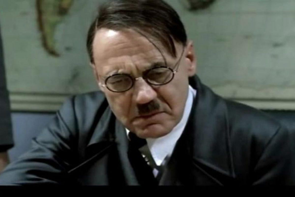 Y el genocidio del Holocausto. Foto:vía Constantin Film. Imagen Por: